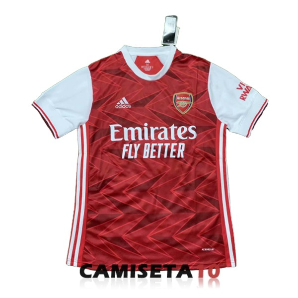 camiseta arsenal 2020-2021 primera