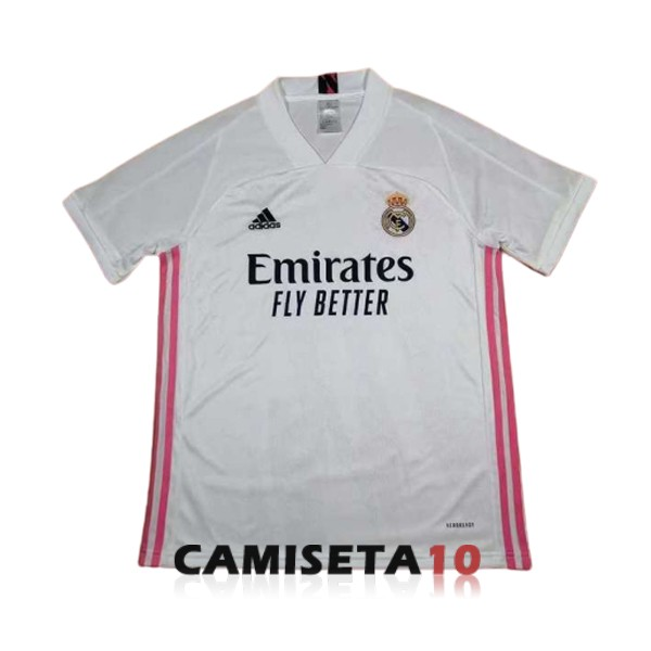 camiseta Real madrid 2020-2021 primera