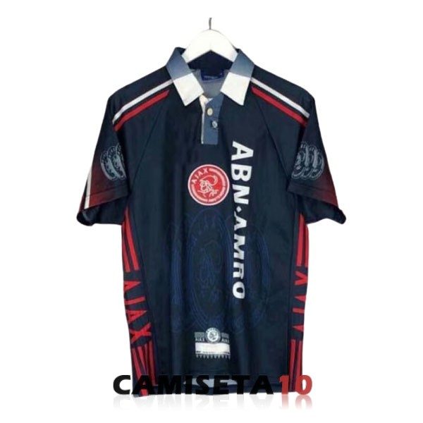 camiseta ajax retro segunda 1997-1998