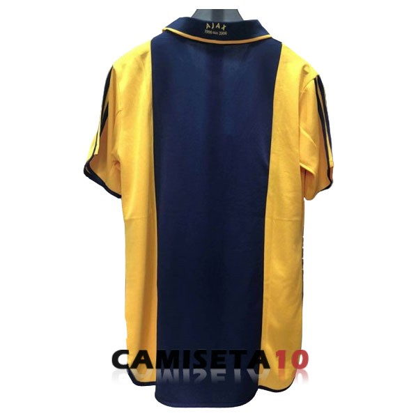 camiseta ajax retro segunda 2000-2001