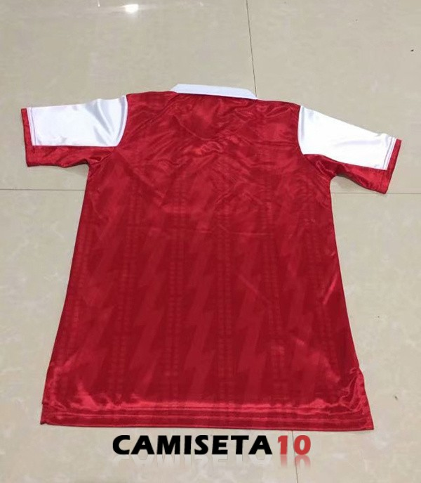 camiseta arsenal retro primera 1994