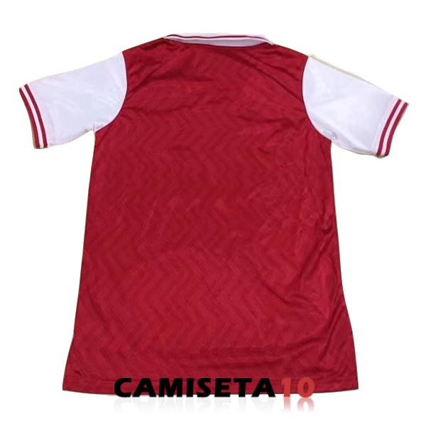 camiseta arsenal retro primera 1997