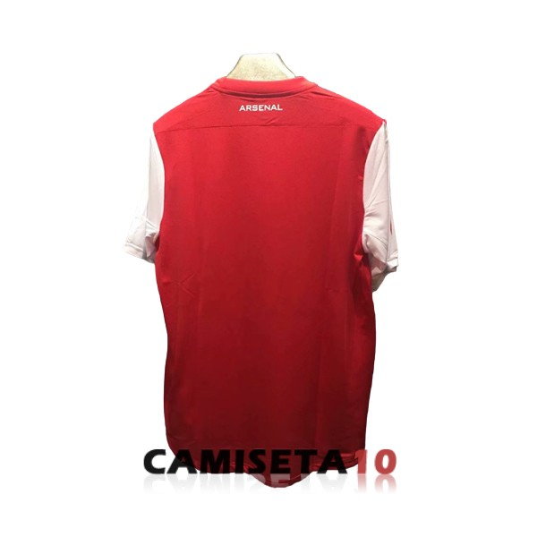 camiseta arsenal retro primera version player 2011-2012