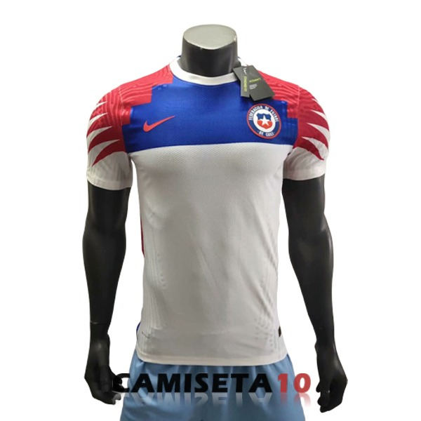 camiseta chile 2020 segunda version player
