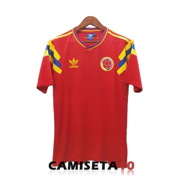 camiseta colombia retro primera 1990