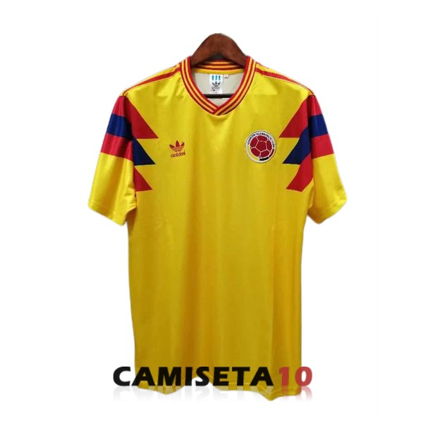 camiseta colombia retro segunda 1990