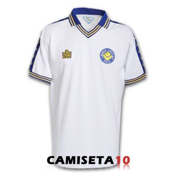 camiseta leeds united retro primera 1978