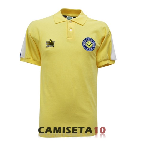 camiseta leeds united retro segunda 1978