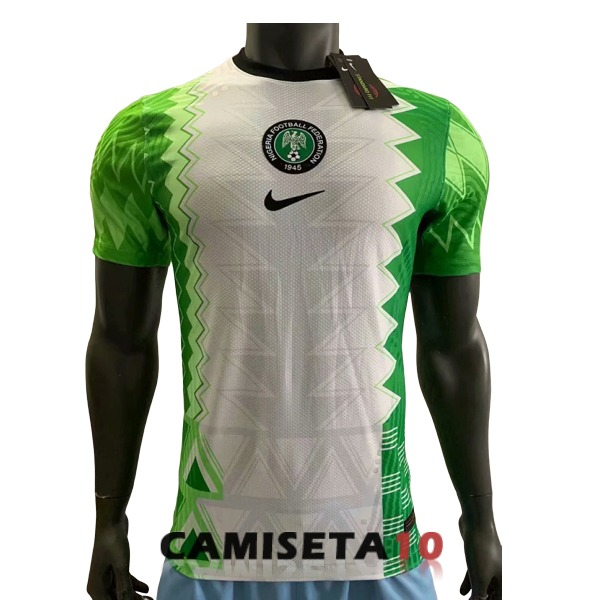 camiseta nigeria 2020 primera version player