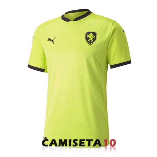 camiseta republica checa 2020 segunda