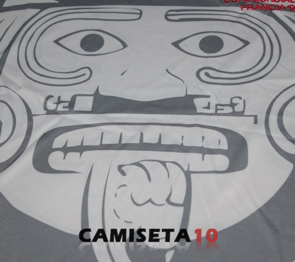 camiseta retro mexico 1998 segunda