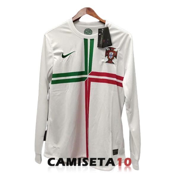 camiseta retro portugal 2012-2013 manga larga segunda [camiseta10-20-5-29-130] - €20.99 ...