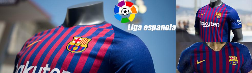 Camiseta Barcelona 2018-19 baratas precio 6c96fe6a198