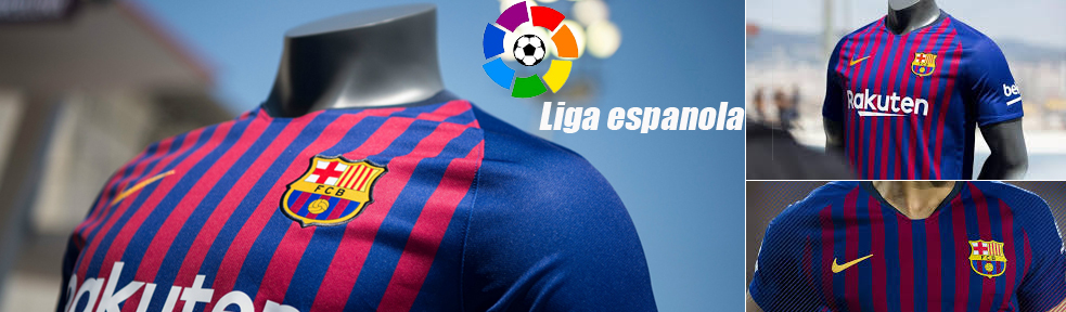Camiseta Barcelona 2018-19 baratas precio b9510fb595b