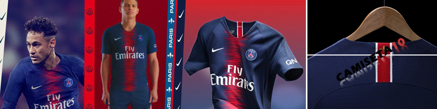 camiseta paris saint germain barata